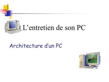 Ordinateur et syst me d exploitation ppt t l charger for L architecture d un systeme de messagerie