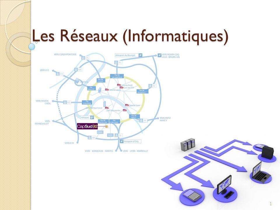 Plan 1.Quest ce quun réseau . 2. Topologie 3. Support physique 4.