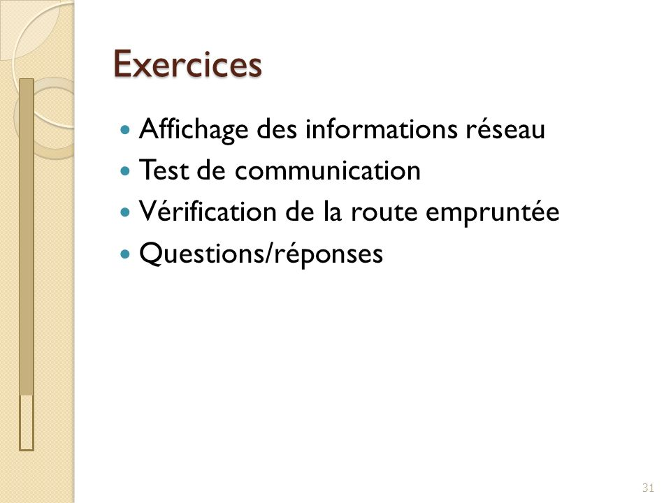 Synthèse 32 http://www.samsung.fr DNS FAIDNS Samsung Adresse ip .