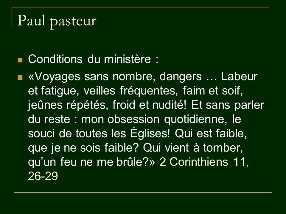 Paul et Paul Treize lettres du NT sont attribuées à Paul La majorité des biblistes croit que 2 Th, Col, Ép, 1-2 Tm et Tite sont pseudépigraphes Tous reconnaissent lauthenticité de 1 Th, 1-2 Co, Ph, Ga, Rm, Phm.