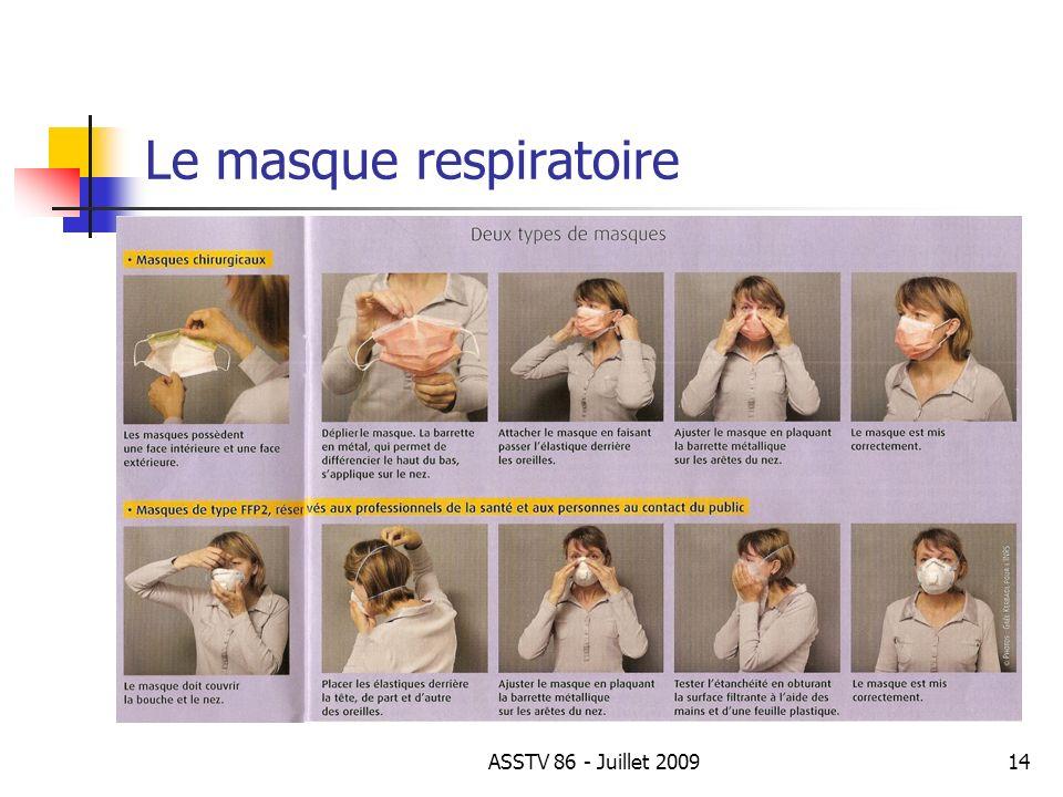 Quelle est la différence entre un masque chirurgical et un masque FFP2 .
