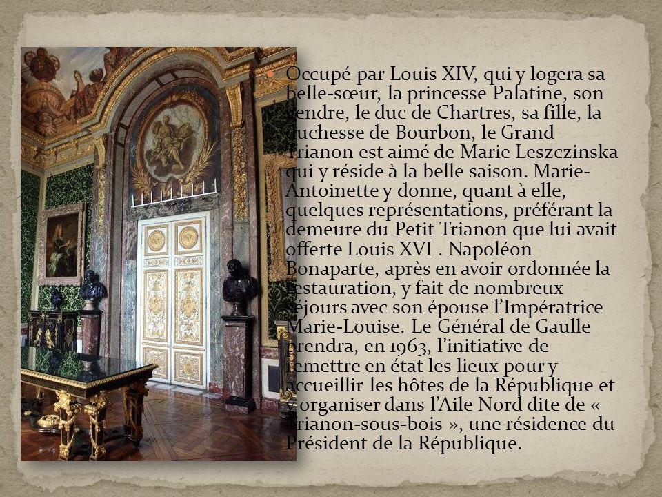 Le Petit Trianon et son parc sont indissociablement liés au souvenir de la reine Marie-Antoinette.