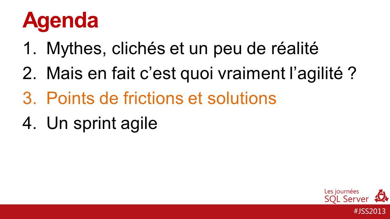 #JSS2013 3- Points de friction et solutions