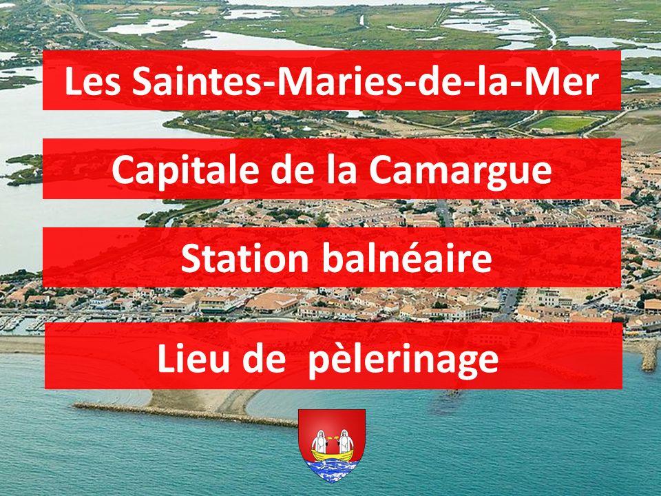 Où sont Les Saintes-Maries-de-la-Mer?