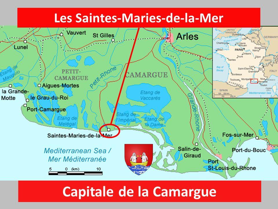 Les Saintes-Maries-de-la-Mer Station balnéaire