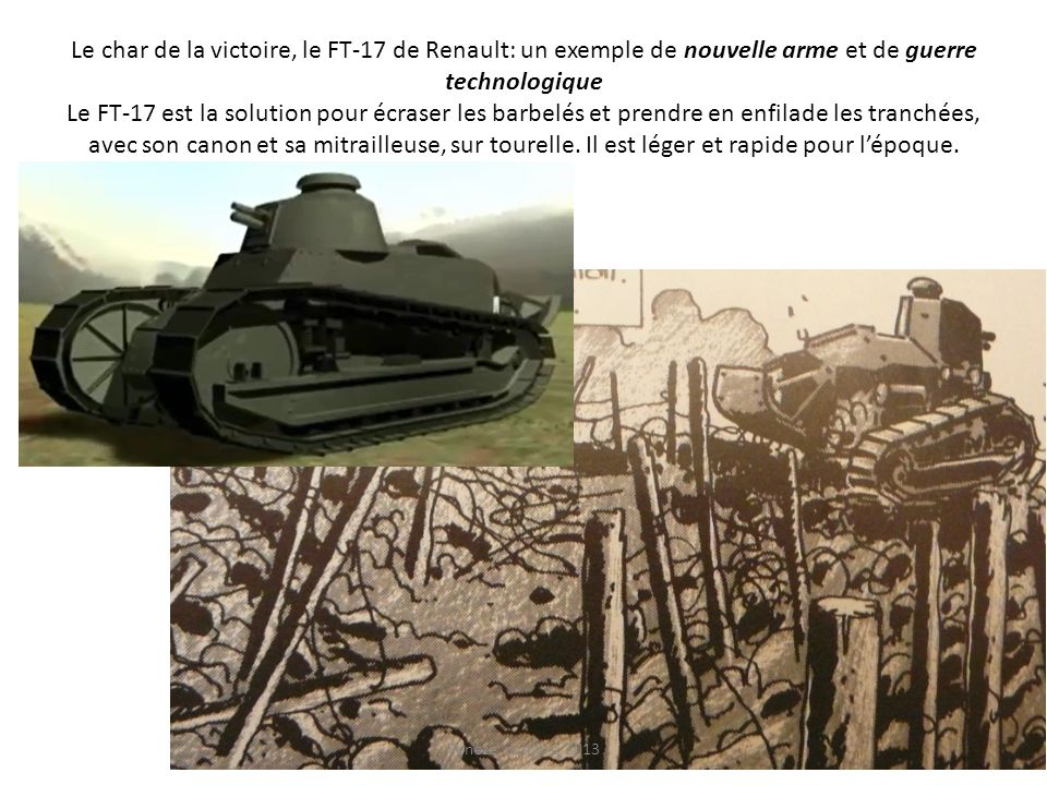 Les tranchées selon Tardi, daprès des témoignages danciens combattants: gaz, combat à la pelle aiguisée, grenade… Ténèze, octobre 2013