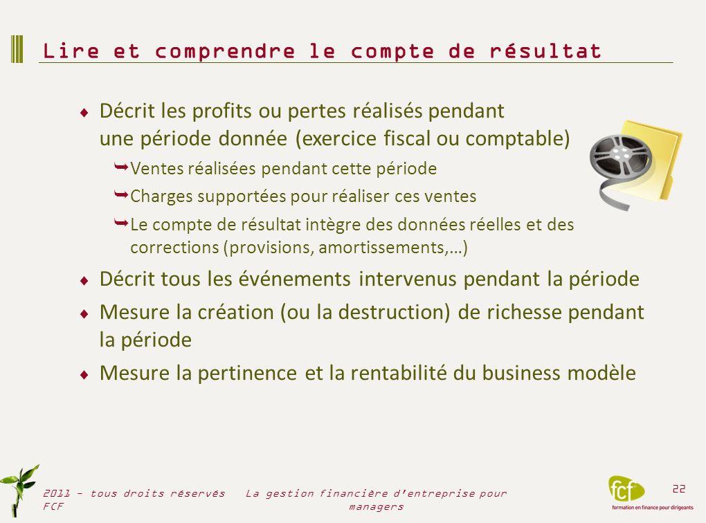 Produits et ch.