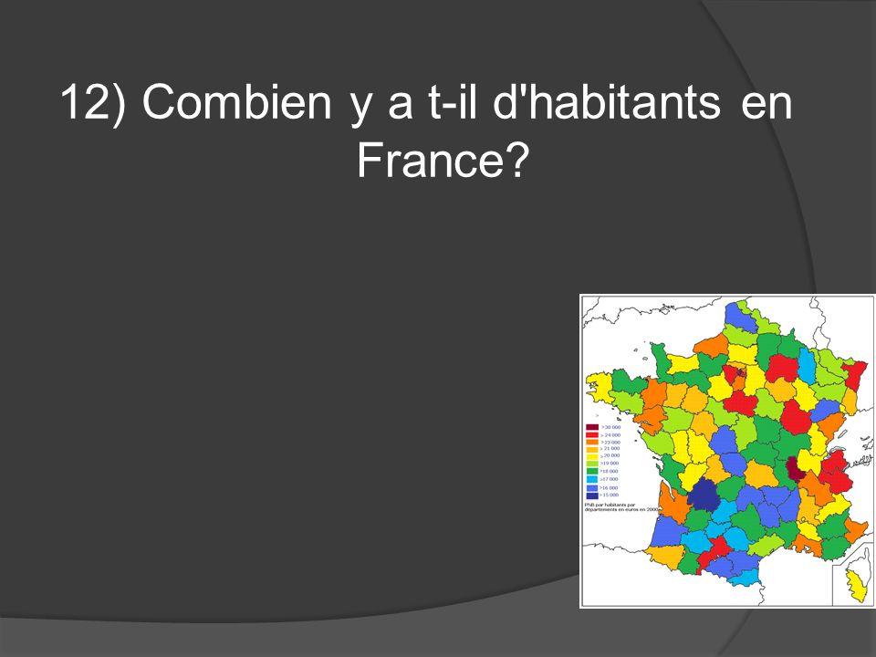 13) Où est filmé le film Taxi de Luc besson?