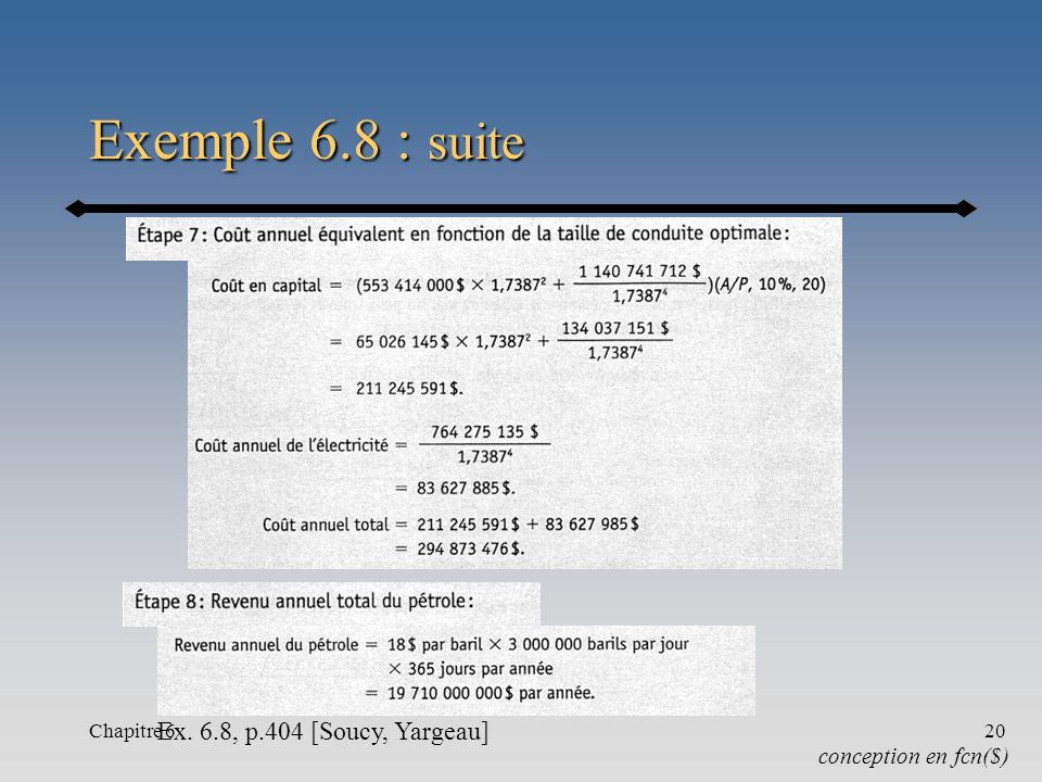 Chapitre 621 Remplacement déquipement remplacement Deux optiques possibles danalyse remplacementplanification de remplacement Est-ce quon remplace ou non?Quand doit-on remplacer?