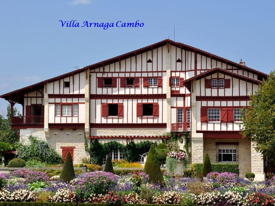 Villa Arnaga Cambo