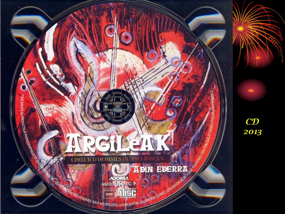 CD 2013