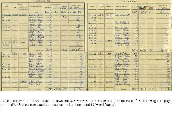 Farman 220 dAir France à Maison-Blanche en 1944 (ECPAD)