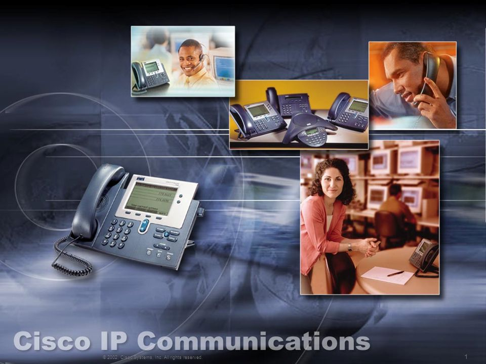 2 Téléphonie Cisco 15/10/2003