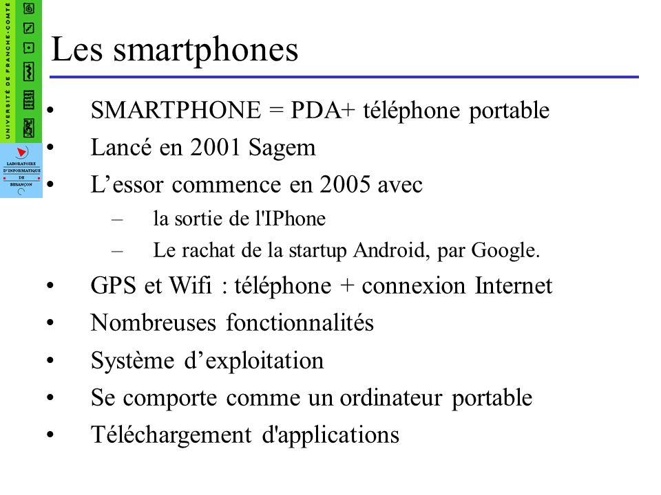 Magasins dapplications Plateformes de téléchargement (gratuit ou payant) de logiciels pour smartphones.