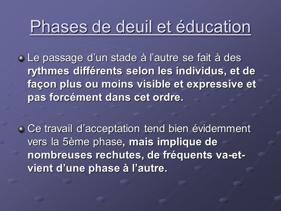 IV.LES ETAPES DE LA DEMARCHE EDUCATIVE ou dune ACTION EDUCATIVE Cinq étapes 1.