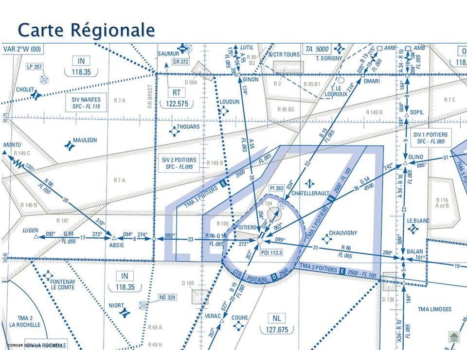 CORDIER Guillaume CORDIER Guillaume – juin 2006 Carte Régionale