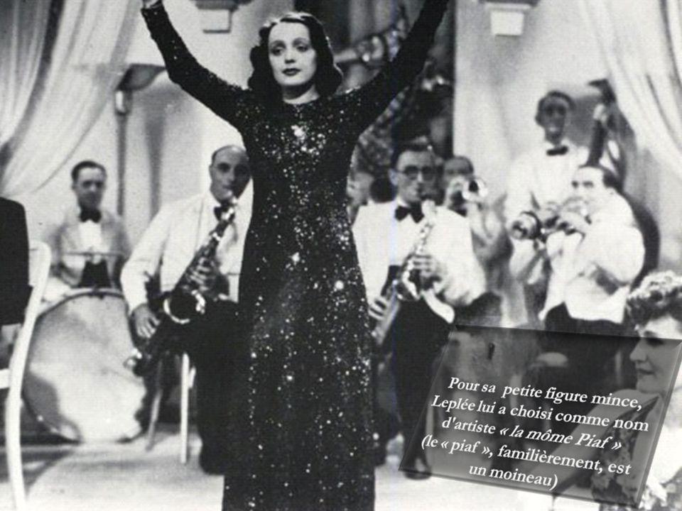Sa voix particulière a impressionnée le public et elle est devenue très vite son favorite.