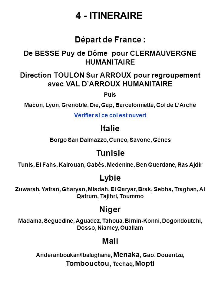VALD,ARROUXVALD,ARROUX H U M A N I T A I R E 5 – LOCALISATION des DEPOTS Menaka et sa région (Cercle de Menaka) font partie de la VII ° région du Mali « GAO » Les villes importantes de la VII° Région du Mali sont : BOUREM 78.925 h GAO 145.633 h ANSONGO 85.847 h MENAKA 25.571 h Village d Ibalaghane Le village dIbalaghane est sur la commune dAnderanboukan