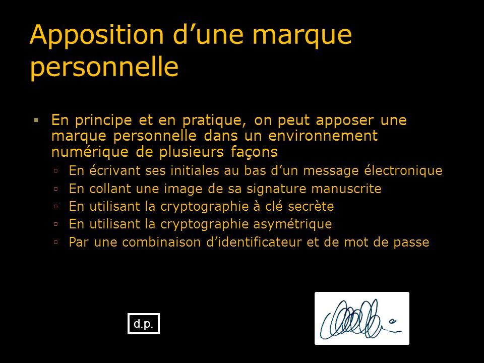 Bibliographie De nombreuses encyclopédies offrent de bons articles introductifs sur la cryptographie Comment ça marche (CCM), http://www.commentcamarche.net http://www.commentcamarche.net Answers.com, http://www.answers.comhttp://www.answers.com Livres Schneier Bruce, Secrets and Lies: Digital Security in a Networked World, 2004, John Wiley & Sons Canada, Ltd.