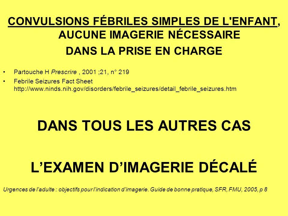 LEXAMEN CLINIQUE PENDANT LA CRISE (ENREGISTREMENTS SYNCHRONES VIDÉO ET EEG) un diagnostic topographique LESIONNEL