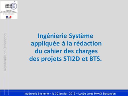 Extrait du Referentiel BTS Systèmes numériques Options : Informatique et  réseaux et Électronique et communication S1