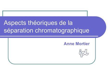 Chromatographie planaire chromatographie sur couche mince - Chromatographie sur couche mince principe ...