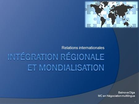 Relations internationales Baïnova Olga MC en Négociation multilingue 1.