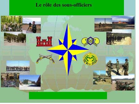 Fiche m tier arm e de terre description du m tier ppt - Grille indiciaire sous officier armee de terre ...