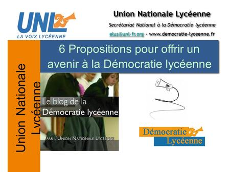 Union Nationale Lycéenne