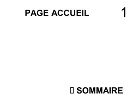 PAGE ACCUEIL  SOMMAIRE 1. SOMMAIRE  CHIFFRES 2 Today Tomorrow Toyota Présentation Projets Projet 1: Gestion Effectif Projet 2: Workwear Conclusion.