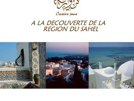 A LA DECOUVERTE DE LA REGION DU SAHEL