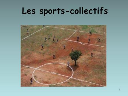 Les sports-collectifs