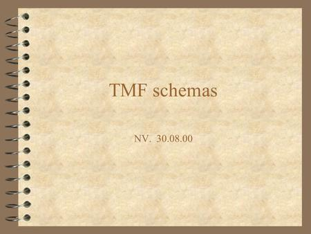 TMF schemas NV. 30.08.00. General architecture Abst. Struct. (TMF) DCS ref (ISO12620) DCS i -subset 12620 -add. cat. Virtual TML XML Dialecte i Vocab.