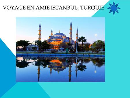 Voyage en amoureux bodrum turquie ppt t l charger for Sejour complet istanbul