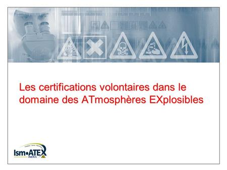 Les certifications volontaires
