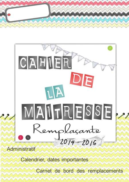 Calendrier, dates importantes