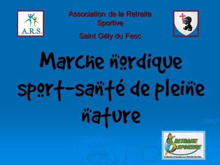Association de la Retraite Sportive