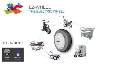 EZ-WHEEL THE ELECTRIC WHEEL