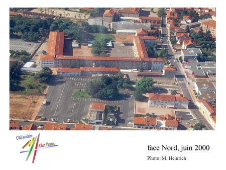Face Nord, juin 2000 Photo: M. Heinrich.