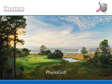 PhysioGolf.