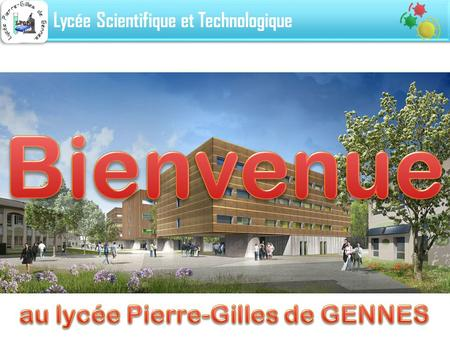 Lycée Scientifique et Technologique Architecte André Jollivet.