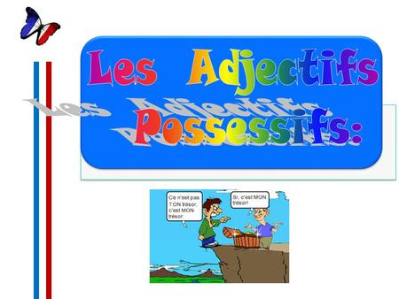 Les Adjectifs Possessifs:.
