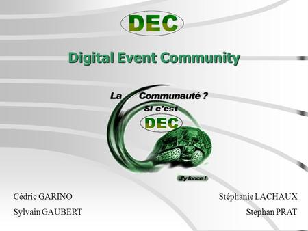 Digital Event Community