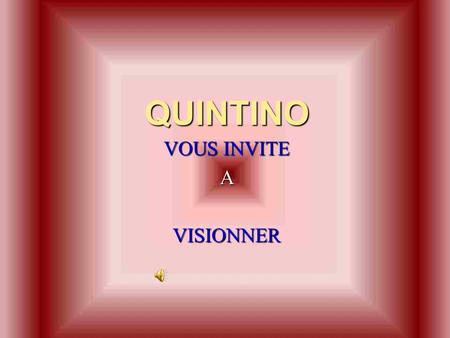 VOUS INVITE A VISIONNER