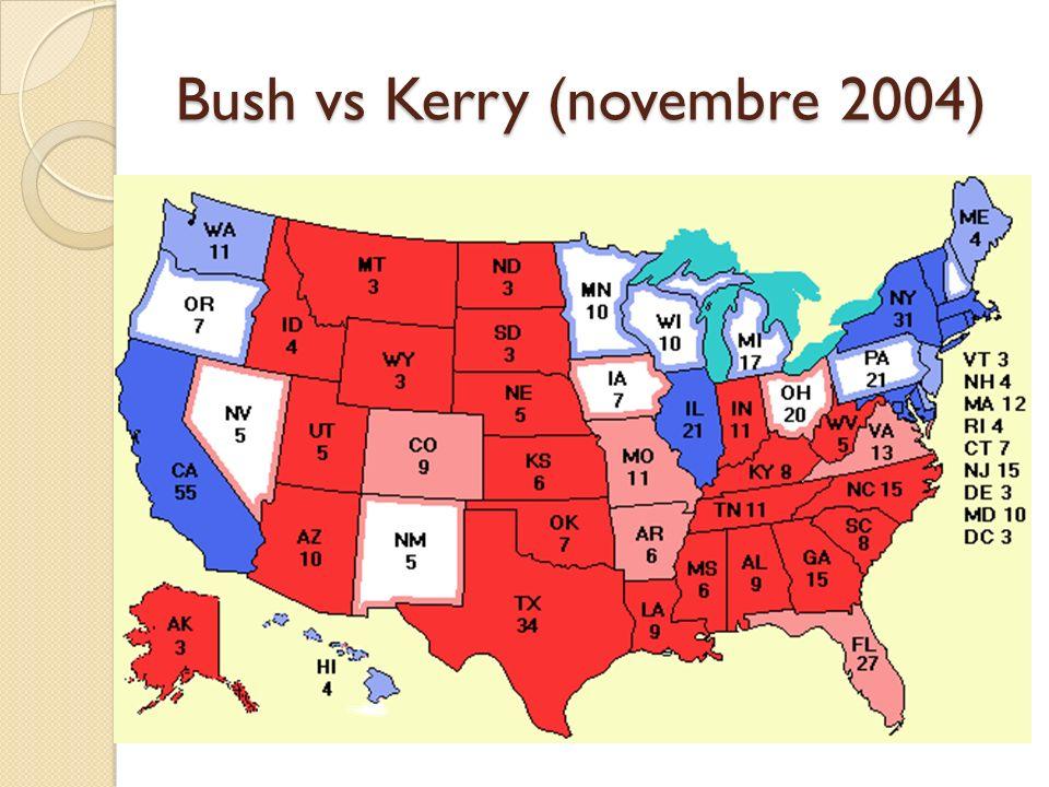 Les derniers sondages: Obama (317) vs McCain (221)