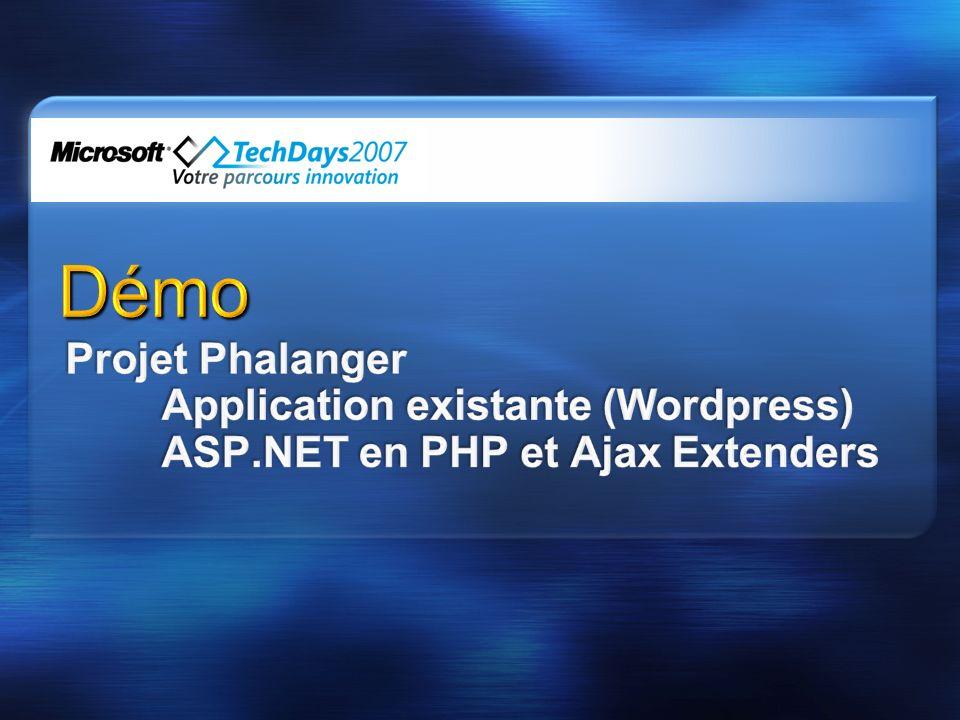 Plein de bonnes choses pour les développeurs PHP sur Windows .