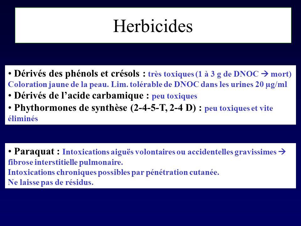 Les pesticides peuvent-ils altérer la santé de lhomme et de sa descendance .