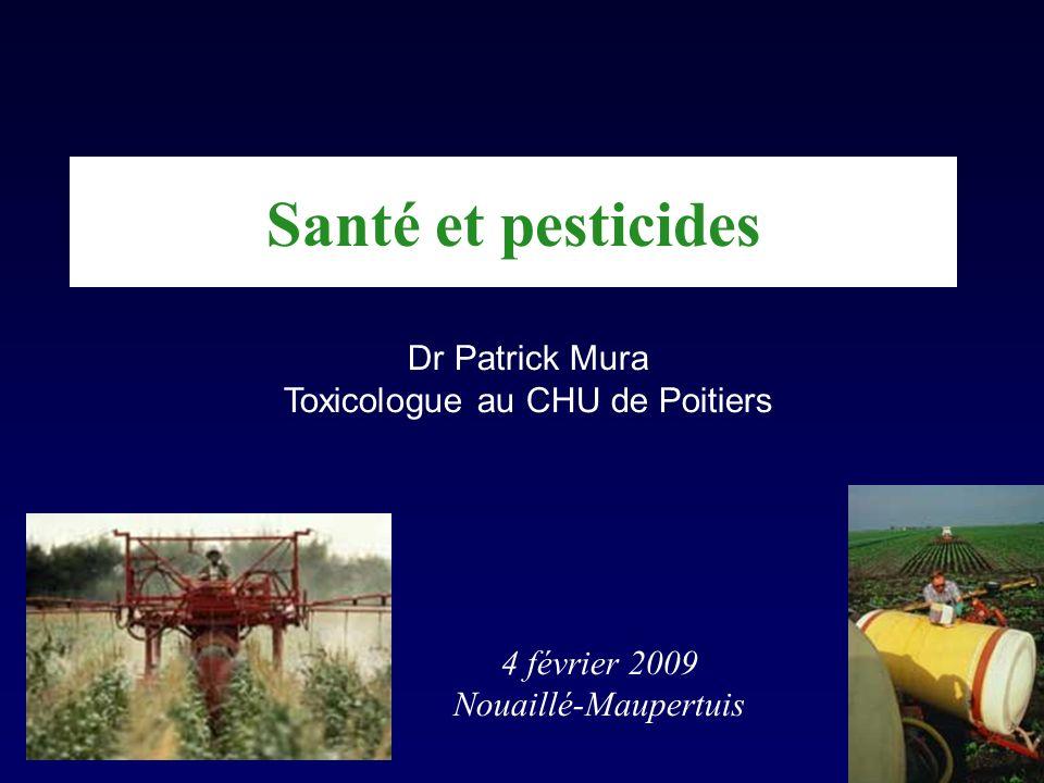 Les pesticides : 5 groupes Insecticides, acaricides, nématocides Fongicides Molluscicides Rodenticides Herbicides