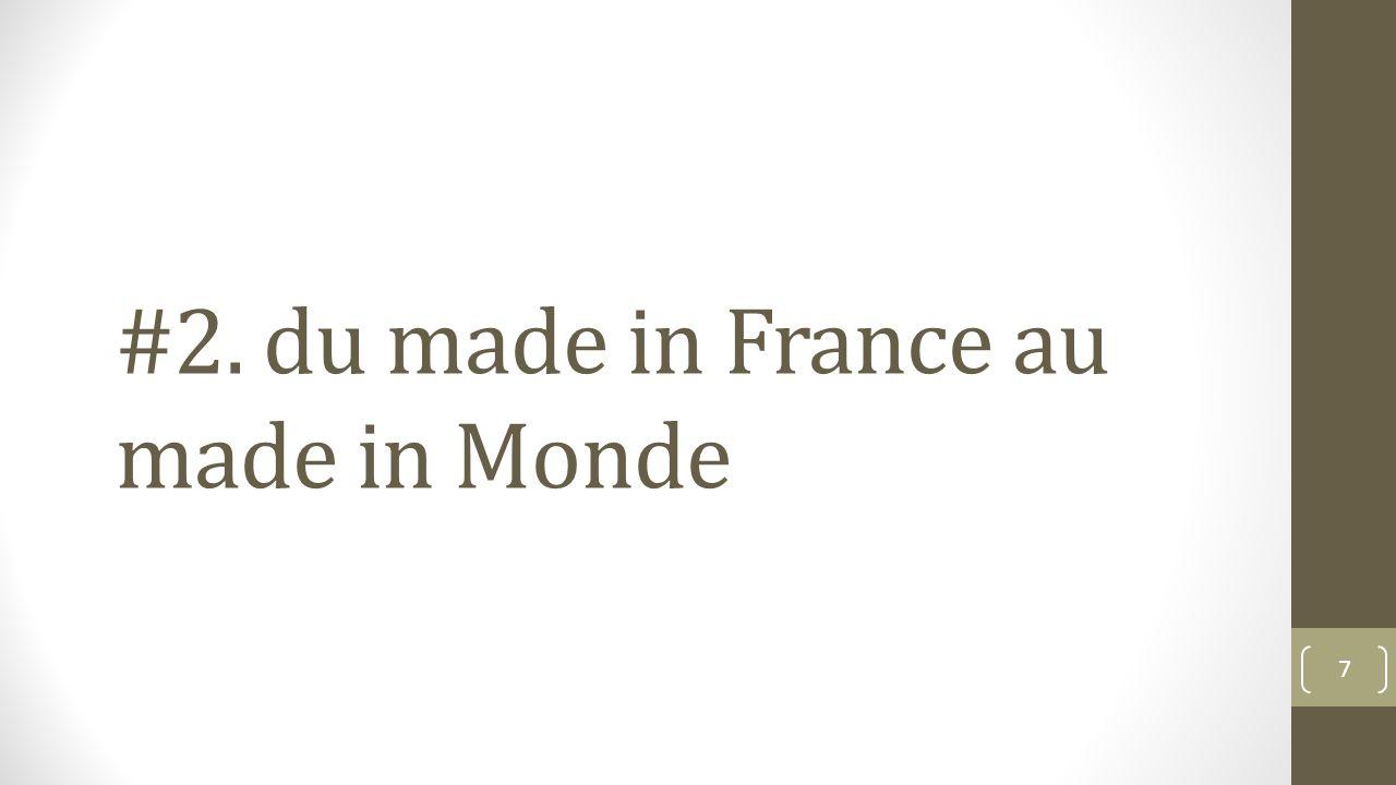 Made in Monde : liPhone 8