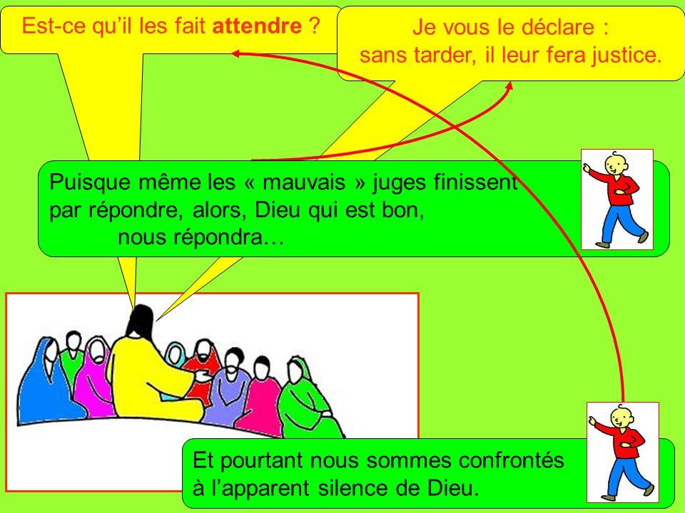 Extrait de « Mille images dÉvangile » de Jean François KIEFFER (Presse dÎle de France) Mais le Fils de lhomme, quand il viendra, trouvera-t-il la foi sur la terre .